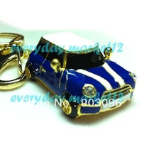 Sale Crystal Blue Car Model 2GB/4GB/8GB/16GB/32GB USB 2.0 Enough Memory Stick Flash pen Drive Cool Gifts
