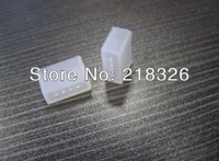 Silicon end cap for SMD5050 led strip light