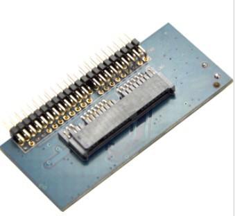 25PCS LOT IDE to Micro SATA Adapter ATA/ATAPI Ultra DMA of transfer rate 16.7,25,33,48,66,100,133,and 150MB/s+free shipping(China (Mainland))