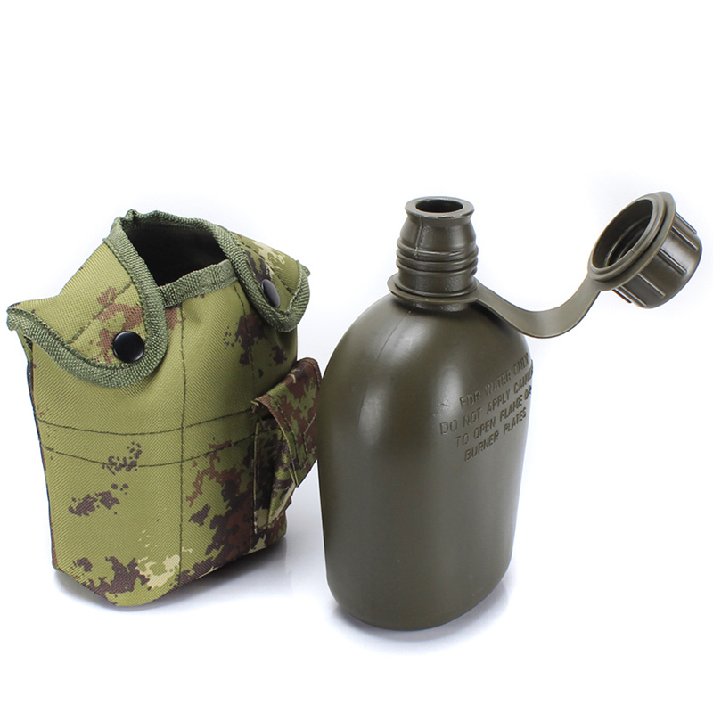 Donkey outdoor camping water bottle sports pot insulation pot lunch box(China (Mainland))