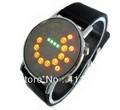 Drop shipping Free Shipping 1Pcs 2013 G1099 New Unisex Fashion Wrist LED Watches Women&#39;s Men&#39;s Sport Watches,Clock Men and gift
