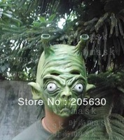 Halloween / April Fool's Day  +  wholesale +hot  Alien mask   Halloween mask latex mask   1pcs