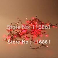 6PCS Free shipping 100 LED Christmas Decoration Light String