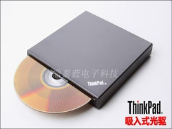 External usb2.0 ad-7640a s thinkpad dvdrw burner external suction optical drive(China (Mainland))