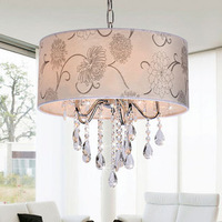 Diprivan brief modern restaurant pendant light bedroom lamp lighting restaurant lamp lamps crystal lamp 5066
