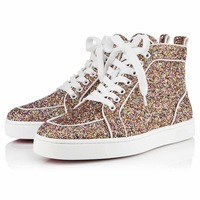 free shipping  different colors in stock  shinny leather  lace-up Unisex  canvas  High Top sneakrs