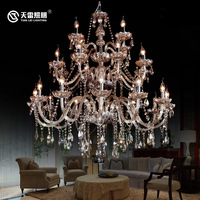 Home fashion crystal pendant light 7021