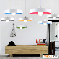 New arrival brief modern lighting color dick pendant light