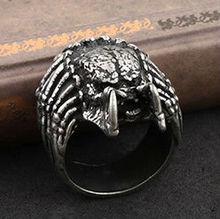 Minimum order amount 15$ (support mixed order) Gothic Alien vs Predator Rings