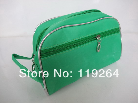 Manufacturers wholesale cosmetic bag 5 color(China (Mainland))