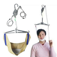 Household cervical traction device drawgear neck traction belt