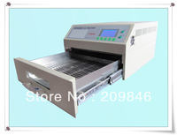 DHL EMS free shipping Puhui T-962A Infrared IC Heater,infrared Reflow Ovens 300mm T962A (110v/220v optional) ,PH30011