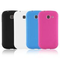 Anti-slip Matt TPU Case for Samsung Galaxy Trend i699 S7568 S7562i Case Protective Cases Protective Shell 10pcs/Lot