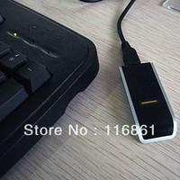 66PCS EMS Free shipping USB Biometric Fingerprint Security Lock for PC