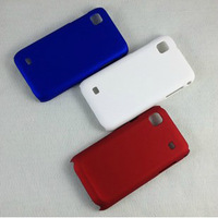 Hot Sale 10pcs/Lot Hard Matte Case Cover For Samsung i809 i909 Fashion Style