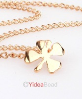 free shipping !  HOT SALE! Fashion Ribbon Key Heart Skull Wing Cross Peace Sign Pendant Chain Necklace 261279