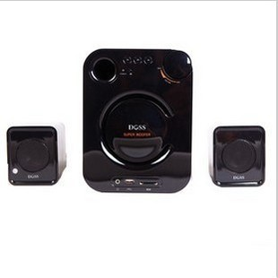 Doss ds-962 computer speaker laptop audio sd usb flash drive desktop hifi audio(China (Mainland))