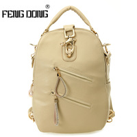 2014 backpack travel bag backpack female preppy style casual fashion women's handbag multifunctional chest pack