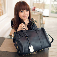 female bags fashion british style bag fashion shoulder bag messenger bag dual-use backpack