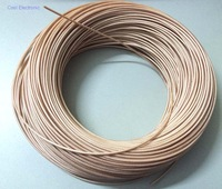 20M 60ft  RG316 RG-316 cable Wires RF coaxial cable 50 Ohm Free Shipping