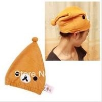 P1 Rilakkuma Hair Drying hat, Hair Drying Towel
