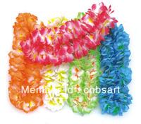 party supplies hawaiian flower lei garland/hawaii wreath
