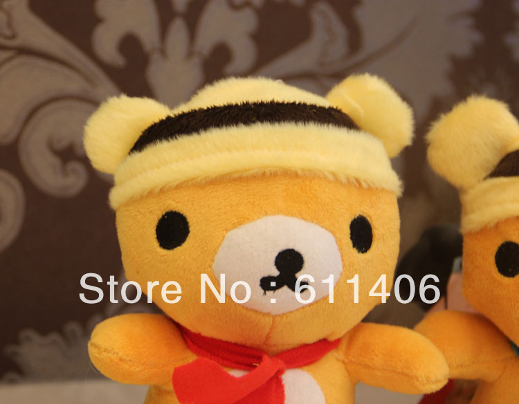 special offer plush talking bear toys,18 cm(7 inch) toys with sound recorder(12 seconds) for party souvenir,free shipping(China (Mainland))