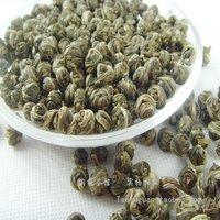 2013 spring jasmine flower tea premium jasmine pearl   flower tea herbal tea green tea guelder