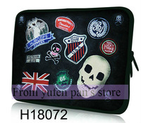 Hight Quality ! 2013 New ! Free Shipping ! Colorful  Universal  7 inch tablet sleeve wholesale price