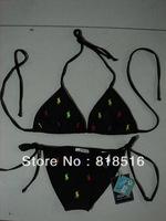 New POLO Bikini Swimsuit for Women&Lady, Beach pony Pants, Wholesale bikinis,Top quality,Free Shipping