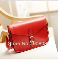 hot sale ship within 24 hour lowest promotion   women's   vintage messenger shoulder bag PU