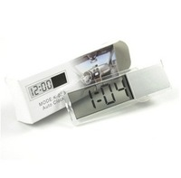 Car clock suction cup vehicle car hd translucent electronic clock