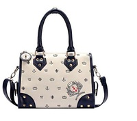 New arrival 2013Fashion ladies shoulder bag sweety lovely toto bag Mosaic styish brand rivet bags free shipping