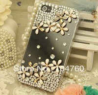 30pcs Clear DIY handmade Daisy Case Cover for iPhone 4 4s 5g 5th