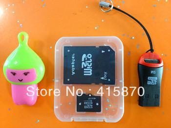 Free shipping 2GB 4GB 8GB 16GB MicroSD Micro SD HC Transflash TF CARD Buy more to send more