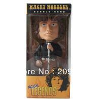 ROCK LEGENDS LIZARD KING Bobble Head Figure Model New In Box