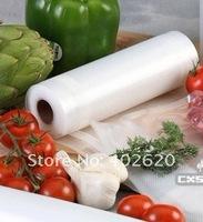 Vacuum bag roll 15x500cm;   vacuum package machine bags, FDA certification bags free shipping