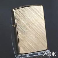 Zorro lighter drawing paintless thickening copper kerosene windproof lighter