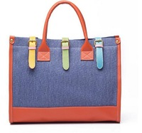 WB032212 new style leather totes for women,leather handbag women,  fashional woman bag free shipping.