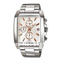 Brand Waterproof Quartz watch NEW EFR-511D-7A sports sports watch timer+original Box 3 years warranty Wholesale and Retail