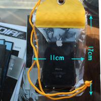 Dolphoney general mobile phone waterproof bag document sets snorkel
