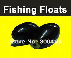 Free Shipping!4pcs/lot Fishing Float,Ewa ewa companion water buoys water the Boa Bo fishing pelagic Angeles , water drift(China (Mainland))
