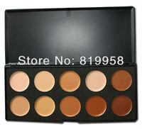 Free Shipping!! Mineral Concealer Palette 10 Colors Cheek Concealer 10FG