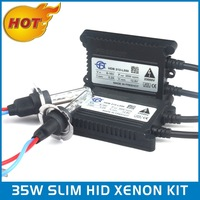 Xenon HID kit H11 Cnlight lamp +Freehot ballast  12v 35w color 6000k ,Only one metal base lamp model in China ,in Freehot HID