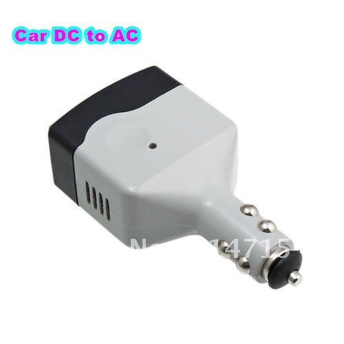 High QualityNEW 12v 24V Universal DC to AC adapter Car Power Converter INVERTER(China (Mainland))