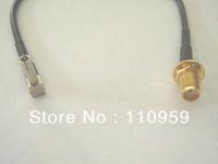 Antenna manufacturer+TS9 Male Right Angle SMA Female RG174 3G Huawei Modem