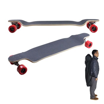 DHL/FED FREE SHIPPING Bag plate shipform long skateboard long board longboard
