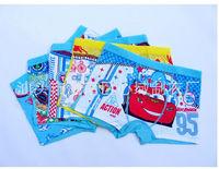 boys children underwear boxers fit 4-11yrs baby kids modal cartoon underwear shorts panties clothing 12pcs/lot 4 size one design