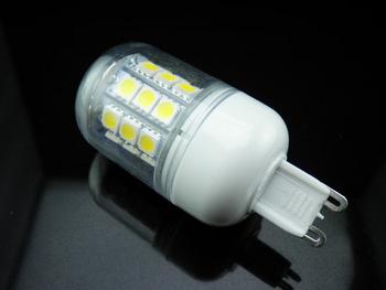 G9 220V 7W Cold white / Warm White 360 Degree 5050 SMD 30Led Light Bulb Lamp Energy Saving #K55.2