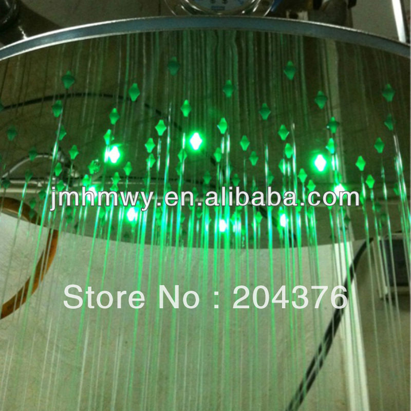 2013 news,brushed surface stainless steel shower base/big rain shower head(China (Mainland))